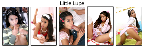 LITTLE LUPE BANNER